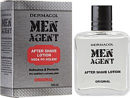 After Shave Lotion - Dermacol Men Agent Original After Shave Lotion — Bild N1