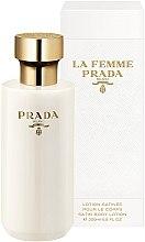 Düfte, Parfümerie und Kosmetik Prada La Femme Prada - Körperlotion