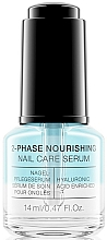Düfte, Parfümerie und Kosmetik 2-Phasiges nährendes Nagelserum mit Hyaluronsäure - Alessandro International Spa 2-Phase Nourishing Nail Care Serum