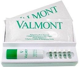 Düfte, Parfümerie und Kosmetik Gesichtspflegeset - Valmont Intensive Care Regenerating Mask Treatment (Gesichtsmaske mit Kollagen 5x35g + Gesichtsserum 5x1.8ml + Gesichtswasser 60ml)