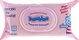 Düfte, Parfümerie und Kosmetik Feuchte Babypflegetücher 126 St. - Nivea Bambino Wipes