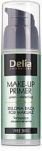 Düfte, Parfümerie und Kosmetik Make-up Base - Delia Free Skin Make Up Primer