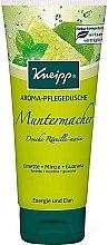 Düfte, Parfümerie und Kosmetik Aroma-Pflegedusche Jumpstart - Kneipp Lime, Mint & Guarana Body Wash Jumpstart