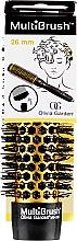 Düfte, Parfümerie und Kosmetik Rundbürste d 26 mm (ohne Griff) - Olivia Garden MultiBrush Barrel