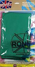 Düfte, Parfümerie und Kosmetik Friseurumhang grün - Ronney Professional Hairdressing Apron Green