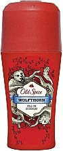 Düfte, Parfümerie und Kosmetik Deo Roll-on Antitranspirant - Old Spice Wolfthorn Anti-Perspirant-Deodorant Roll On
