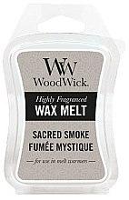 Düfte, Parfümerie und Kosmetik Tart-Duftwachs Sacred Smoke - WoodWick Mini Wax Melt Sacred Smoke Smart Wax System