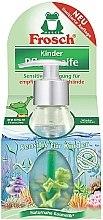 Düfte, Parfümerie und Kosmetik Kinder Flüssigseife für die Hände - Frosch Kinder Liquid Soap