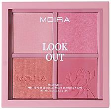 Düfte, Parfümerie und Kosmetik Make-up Palette - Moira Look Out Palette