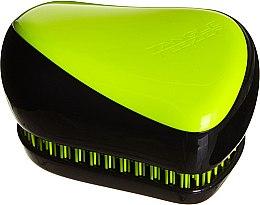 Düfte, Parfümerie und Kosmetik Kompakte Haarbürste - Tangle Teezer Compact Styler Neon Yellow Brush