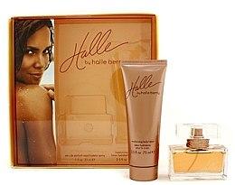Düfte, Parfümerie und Kosmetik Halle Berry Halle - Duftset (Eau de Parfum 30ml + Körperlotion 75ml)