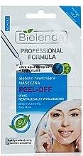 Düfte, Parfümerie und Kosmetik Feuchtigkeitsspendende Gesichtsmaske Peel-Off - Bielenda Professional Formula