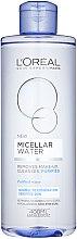 Düfte, Parfümerie und Kosmetik Mizellen-Reinigungswasser für normale und Mischhaut - L'Oreal Paris Micellar Water Normal To Combination