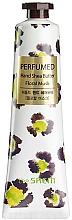 Düfte, Parfümerie und Kosmetik Pflegende Handcreme mit Sheabutter - The Saem Perfumed Floral Musk Hand Shea Butter