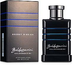 Düfte, Parfümerie und Kosmetik Baldessarini Secret Mission - After Shave Balsam