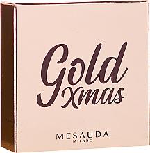 Düfte, Parfümerie und Kosmetik Highlighter für das Gesicht - Mesauda Milano Gold XMas