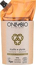 Düfte, Parfümerie und Kosmetik Feuchtigkeitsspendende und nährende Flüssigseife - Only Bio Fitosterol (Doypack)