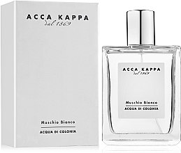 Düfte, Parfümerie und Kosmetik Acca Kappa White Moss - Eau de Cologne