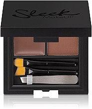 Düfte, Parfümerie und Kosmetik Augenbrauenpflegeset - Sleek MakeUP Brow Kit