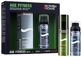 Düfte, Parfümerie und Kosmetik Set - Biotherm Homme Aquapower (shave/foam/50ml + a/shave/cr/50ml)