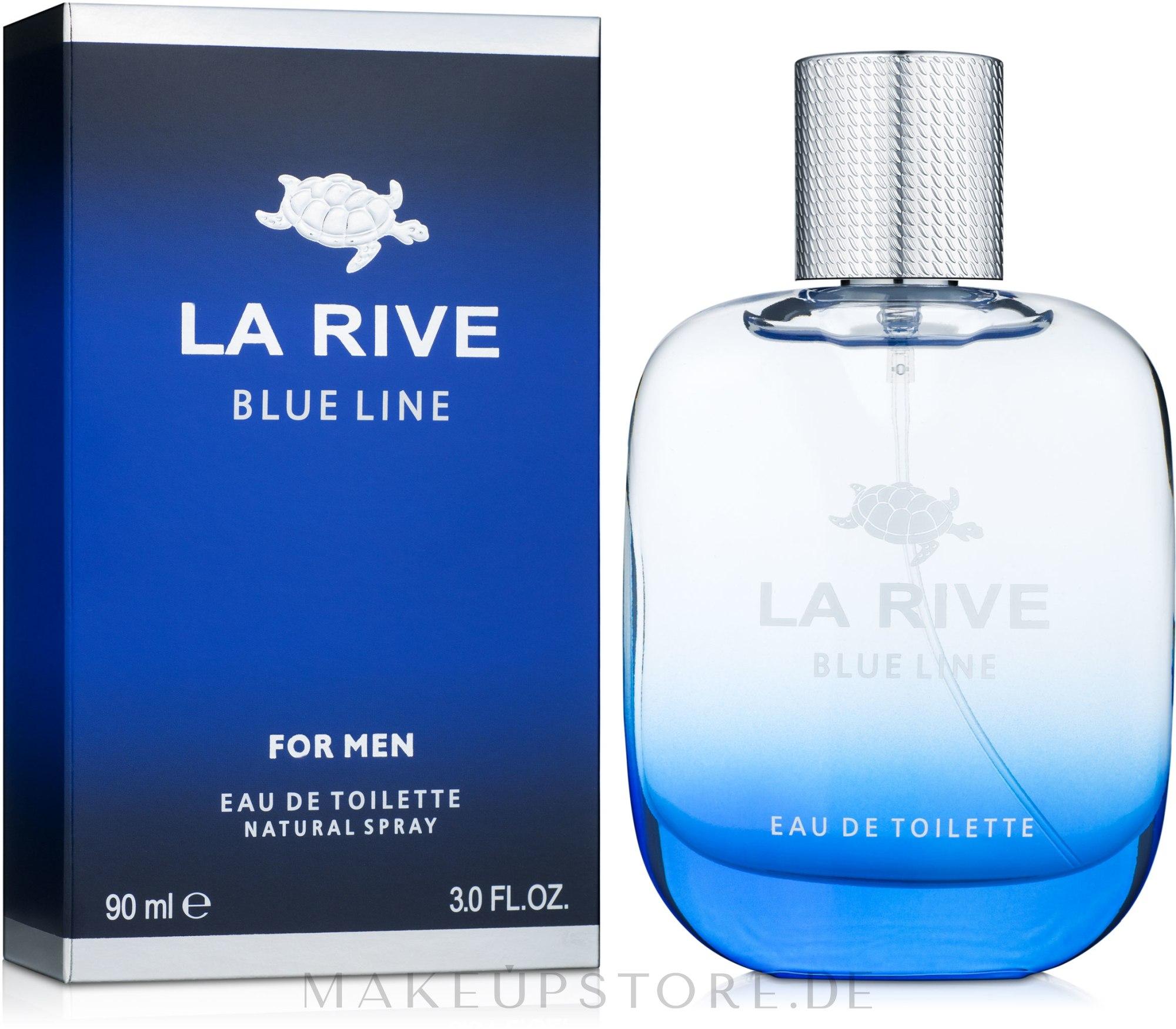 La Rive Blue Line - Eau de Toilette — Bild 90 ml