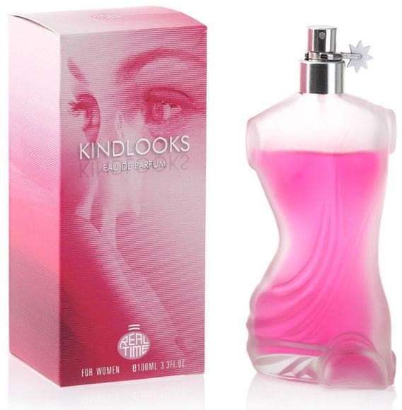 Real Time Kindlooks - Eau de Parfum