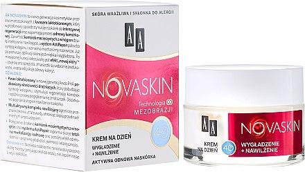 Feuchtigkeitsspendende Tagescreme 40+ - AA Cosmetics Novaskin Day Cream — Bild N1