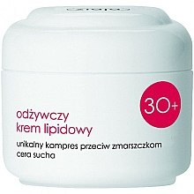 Düfte, Parfümerie und Kosmetik Pflegende Lipid-Gesichtscreme für trockene Haut 30+ - Ziaja Nourishing Cream Lipid