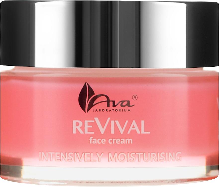 Intensiv feuchtigkeitsspendende Gesichtscreme mit Tripeptiden - Ava Laboratorium Revival — Bild N2