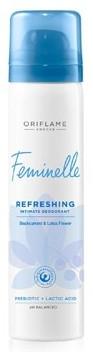 Erfrischendes Deospray für die Intimhygiene - Oriflame Feminelle Refreshing Intimate Deodorant — Bild N1