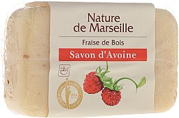 Düfte, Parfümerie und Kosmetik Marseiller Seife Erdbeere - Nature de Marseille Soap