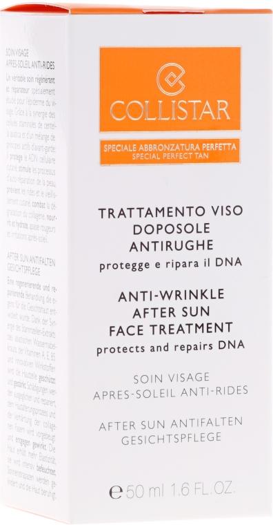 After Sun Anti-Falten Gesichtscreme - Collistar Antiwrinkle After-Sun Face Treatment — Bild N2