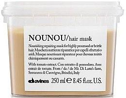 Düfte, Parfümerie und Kosmetik Pflegende Haarmaske - Davines Nounou Nourishing Reparing Mask