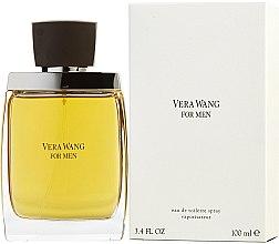 Düfte, Parfümerie und Kosmetik Vera Wang for Men - Eau de Toilette