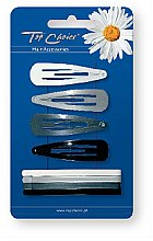 Düfte, Parfümerie und Kosmetik Haarschmuck-Set 23316 8 St. - Top Choice