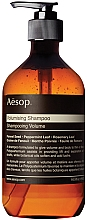 Düfte, Parfümerie und Kosmetik Shampoo für mehr Volumen - Aesop Volumising Shampoo