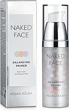 Düfte, Parfümerie und Kosmetik Ballancierender Primer - Holika Holika Naked Face Balancing Primer
