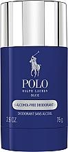 Düfte, Parfümerie und Kosmetik Ralph Lauren Polo Blue - Deostick