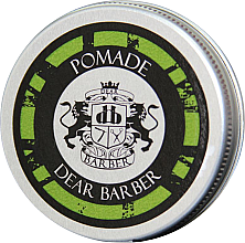 Düfte, Parfümerie und Kosmetik Haarstyling Pomade - Dear Barber Pomade (Mini)