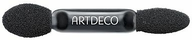 Lidschatten-Doppelapplikator - Artdeco Double Applicator for Trio Box — Bild N1