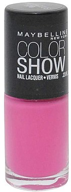 Nagellack - Maybelline Color Show Nail Lacquer — Bild N1