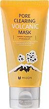 Düfte, Parfümerie und Kosmetik Gesichtsmaske zur tiefen Porenreinigung mit Vulkanasche - Mizon Pore Clearing Volcanic Mask