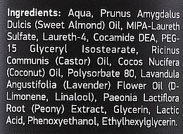 Anti-Stress Bademilch mit weißem Pfingstrosenextrakt und Lavendelöl - Beauty Jar Anti-Stresse Bath Milk — Bild N3