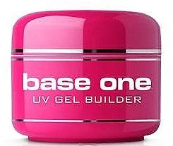 Gel Nagellack milchig rosa - Silcare Base One French Pink — Bild N1