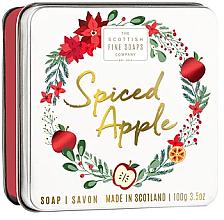 Düfte, Parfümerie und Kosmetik Seife Apfel - Scottish Fine Soaps Spiced Apple Soap