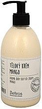Düfte, Parfümerie und Kosmetik Körpercreme Mango - Sefiros Aroma Body Butter Cream Mango