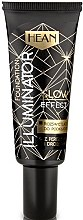 Düfte, Parfümerie und Kosmetik Foundation mit Glow-Effekt - Hean Foundation Illuminator Glow Effect