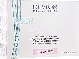 Düfte, Parfümerie und Kosmetik Farbschützende Fluid-Creme für das Haar - Revlon Professional Color Sublime Dose