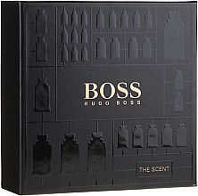 Düfte, Parfümerie und Kosmetik Hugo Boss The Scent - Duftset (Eau de Toilette 200ml + After Shave Balsam 75ml)