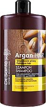 Düfte, Parfümerie und Kosmetik Feuchtigkeitsspendendes Shampoo mit Arganöl und Keratin - Dr. Sante Argan Hair